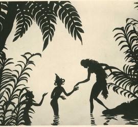 Lotte Reiniger - Les aventures de príncep Achmed