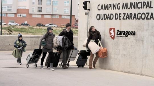 Pilar Gutiérrez Aguado - camping