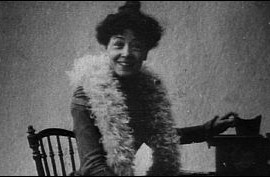 Alice Guy. Retrat pel programa sonor