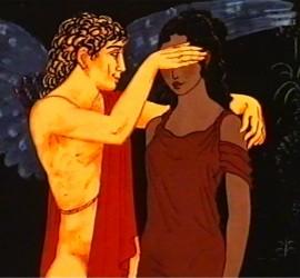 Alison de Vere - Psyche and Eros