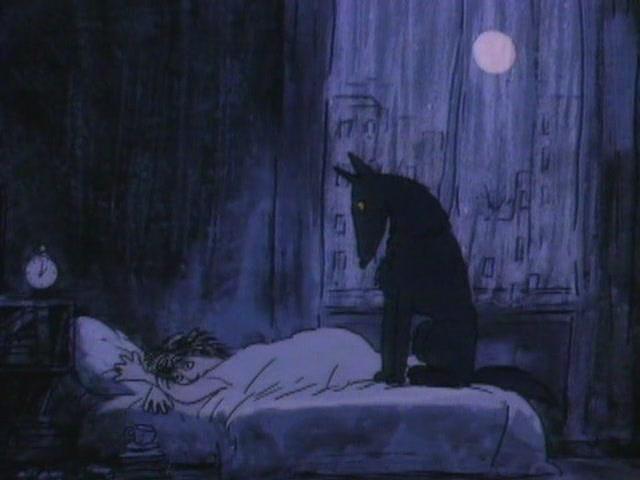 Alison de Vere - el gos negre