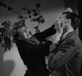 Doden er et kjaertegn, Edith Carlmar