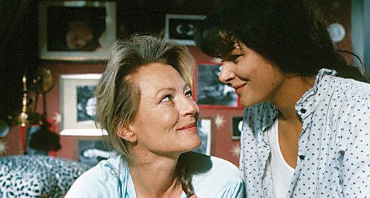 Im kreise der lieben, Hermine Huntgebutht