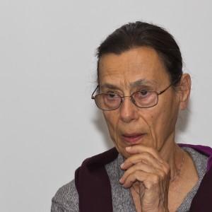 """Yvonne Rainer - Museum Ludwig, Pressegespräch zur Ausstellung """"Raum-Körper-Sprache"""""""