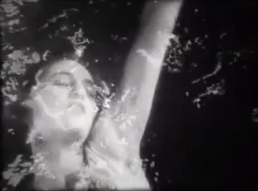 Germaine Dulac - Estudi cinematogràfic sobre un arabesc