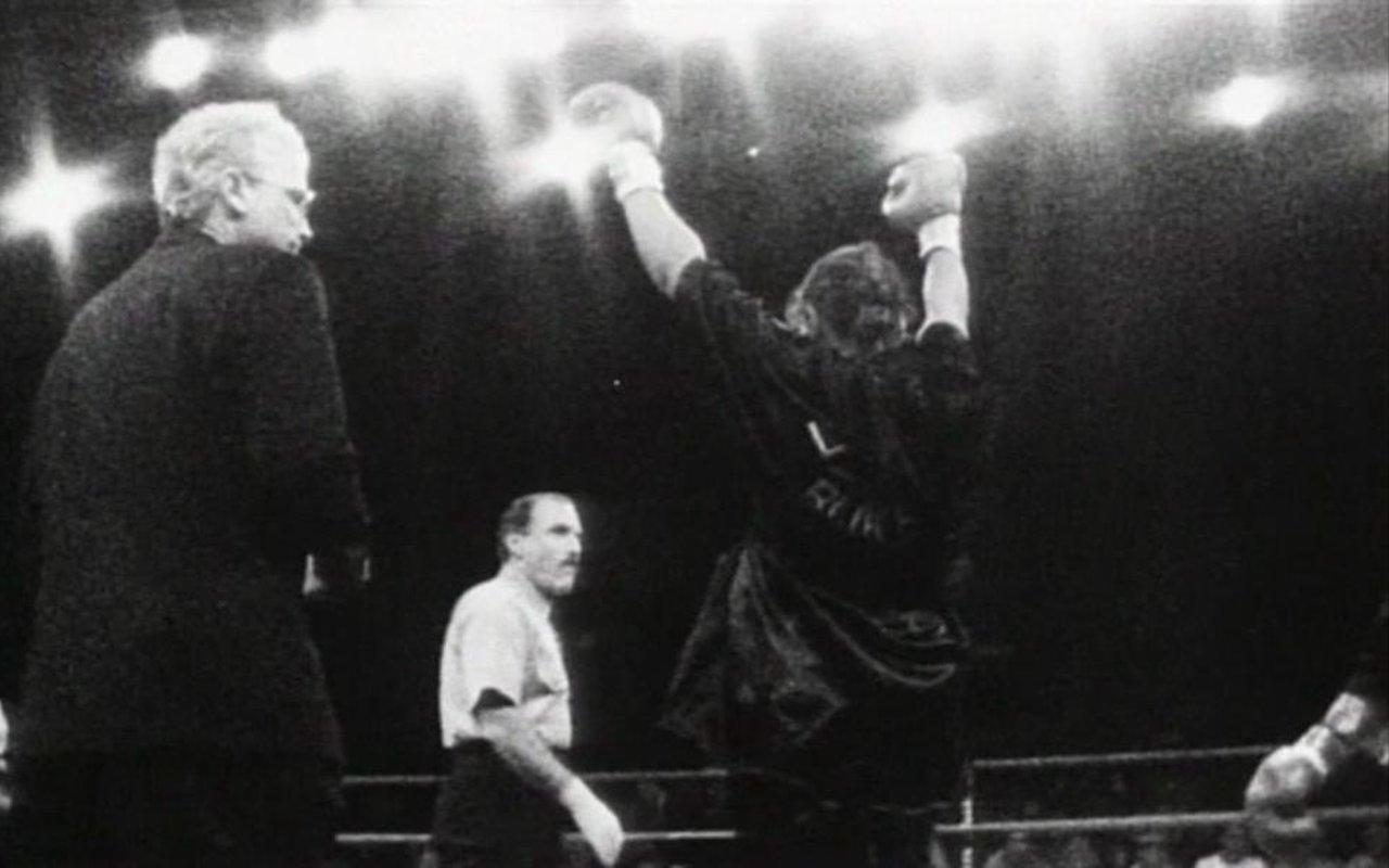 Katya Bankowsky - ombres de boxejadores