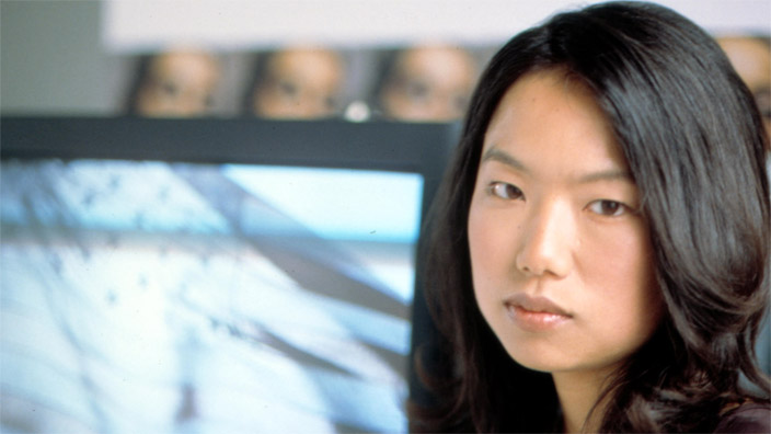 Ann Shin - Ulls occidentals