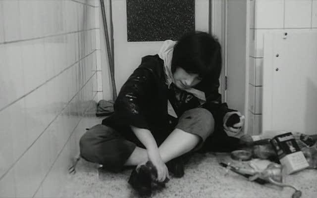Chantal Akerman - que esclati la meva ciutat