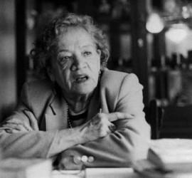 Marcela Fernández Violante - Matilde Landeta, pionera del cine nacional