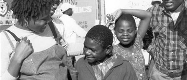 Sampa Kangwa, Simon Wilkie - la joventut és l'esperança