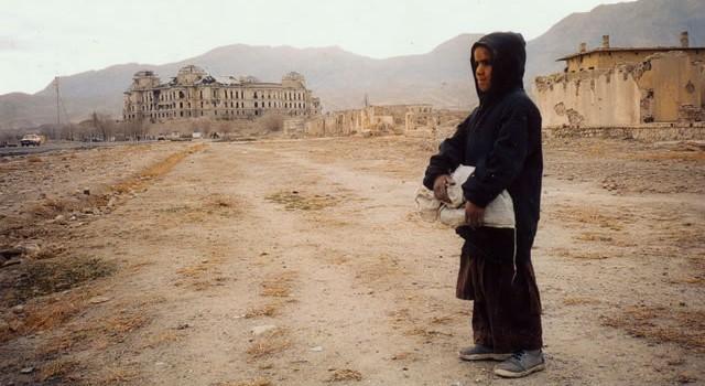 Helga Reidemeister - Texas-Kabul