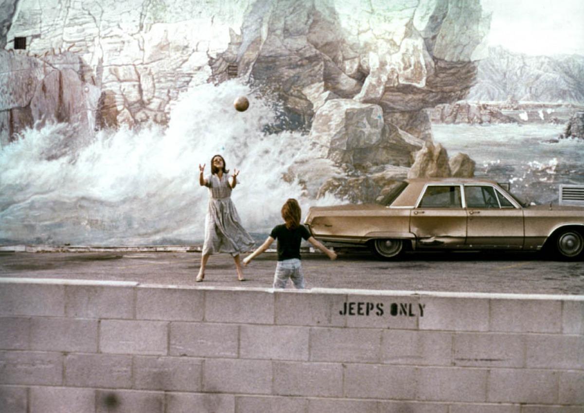 Agnès Varda - mur murs