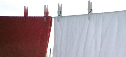 Alia Arasoughly - el fil d'estendre roba