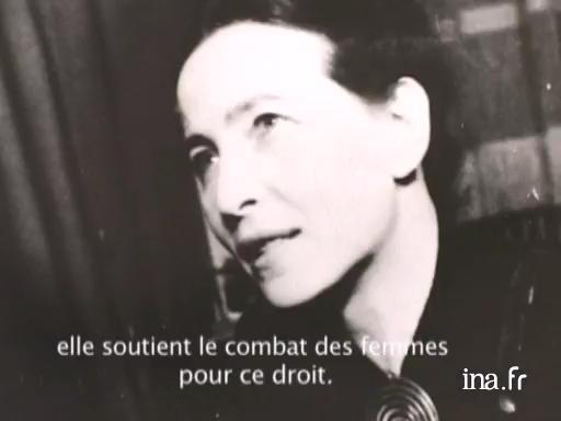 Delphine Camolli - Simone de Beauvoir, una feminista