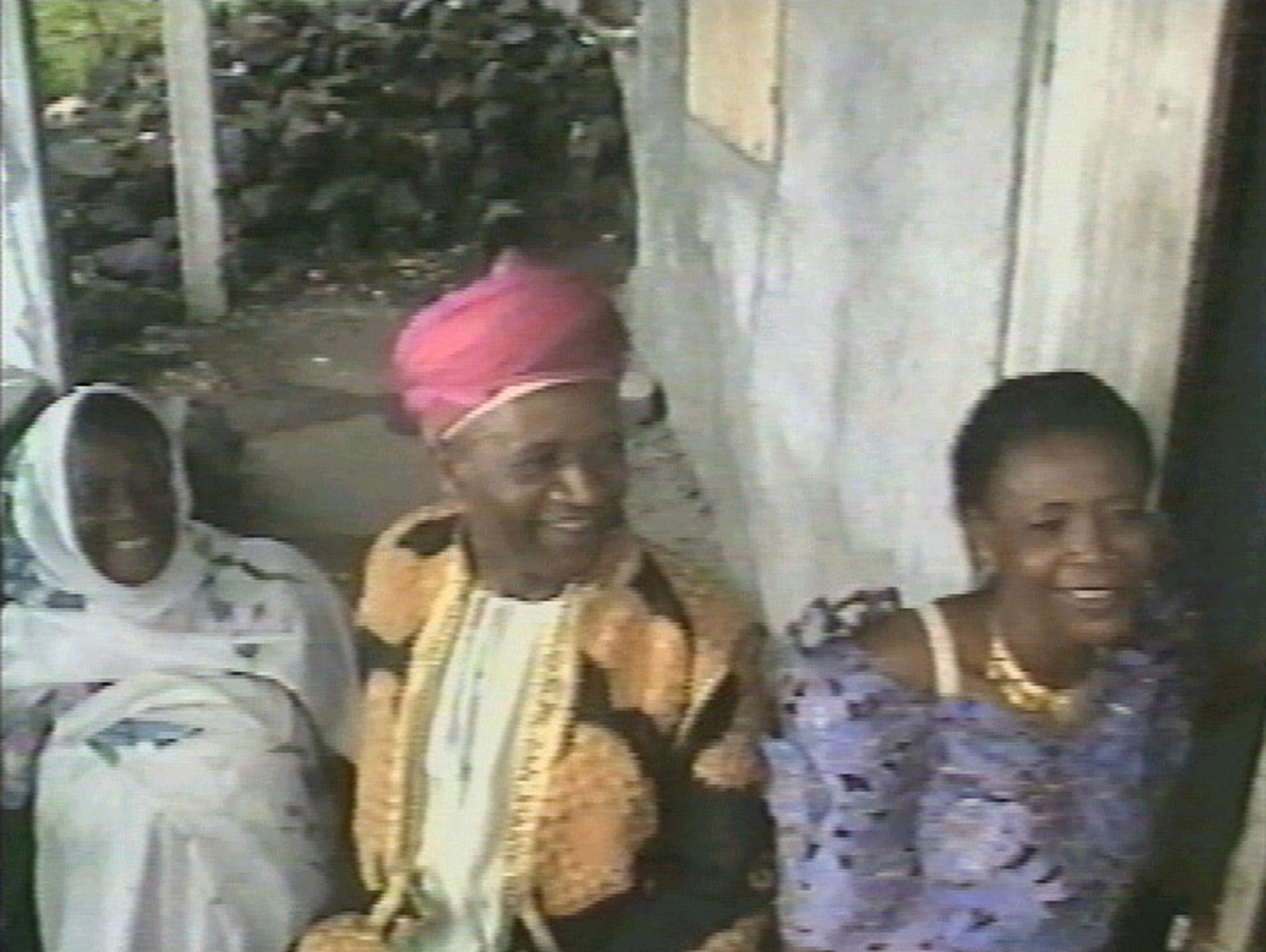 Gaëlle Vu, Mariata Abdallah - La maison de Mariata