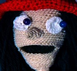 Vera Neubauer - Woolly town-woolly head