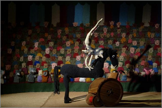 Vera Neubauer - the last circus