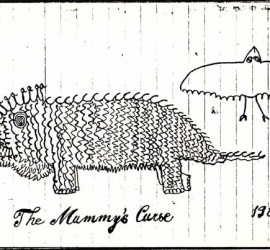 Vera Neubauer - the mummy's curse