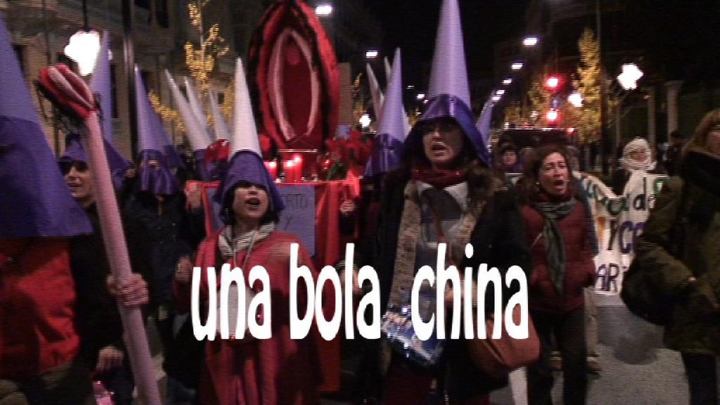 Cecilia Barriga - Granada 30 años después, 5000 feminismos más