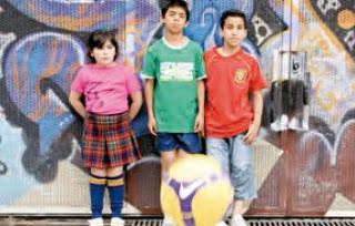 Laura González Fernández - la pelota de fútbol