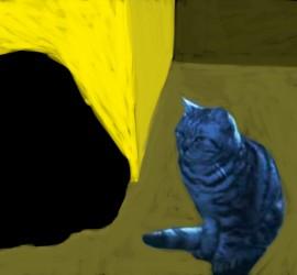 Maria Lorenzo - El gato baila con su sombra
