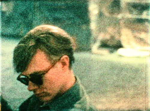 Marie Menken - Andy Warhol