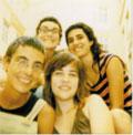 Arantxa Fernández Román, María Zaida Prat, Sandra Oriola, Cristina Puchol