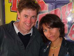 Charlotte Lowe i David Lowe