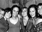 Sarah Bonavia, Yasmin Córdoba, Névena Dragosavac, Nuria Lozano, Ariadna Relea, Maria Roig