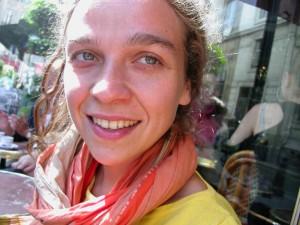 Sarah Vanagt