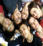 Sonia Trigo, Begoña Montalbán, María Romero, Ana Nahxeli Beas, Andrea Corachán, Marta Muñoz
