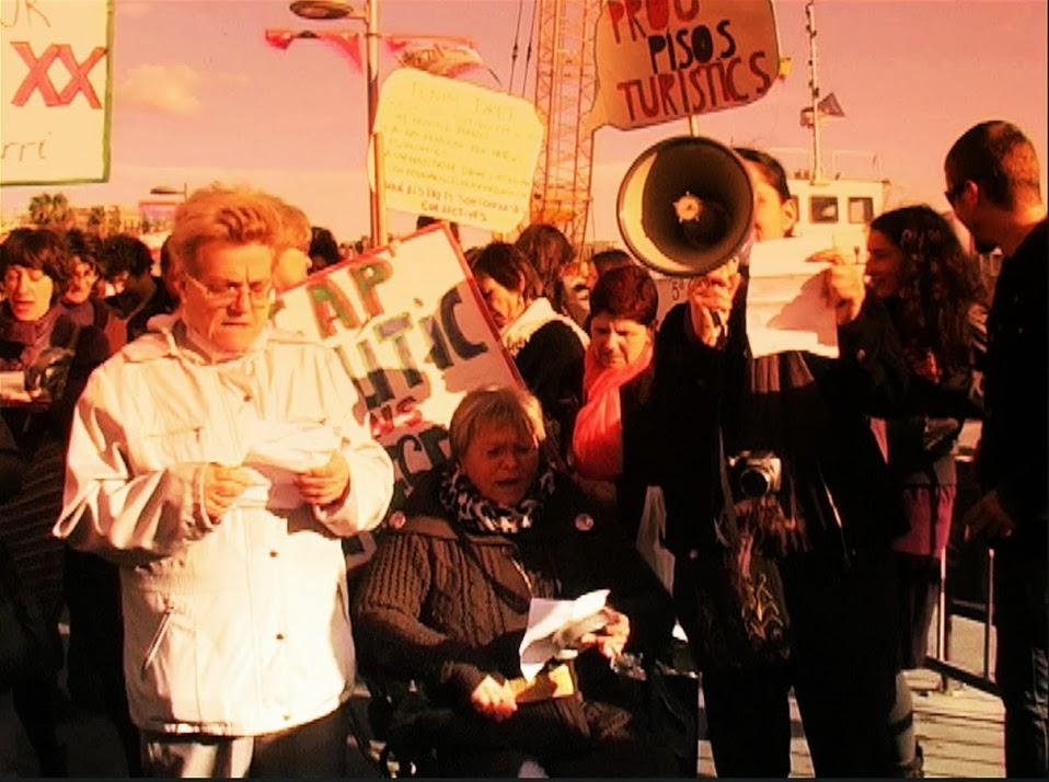 Cristina Mora, Neus Ràfol - El barri s'ha de defensar