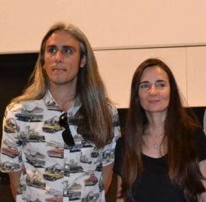 Marisa Crespo Abril, Moisés Romera