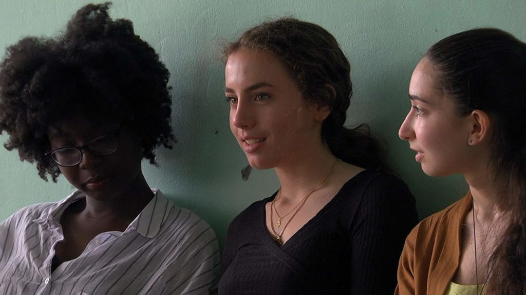 Primeres solituds pelicula de Claire simon 27ª Mostra internacional de films de dones de Barcelona